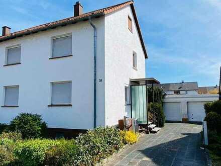 2 Familienhaus in beliebter Lage von Sandhausen