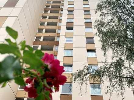 Schöne 2-Zimmerwohnung mit Balkon und Stellplatz in Maintal