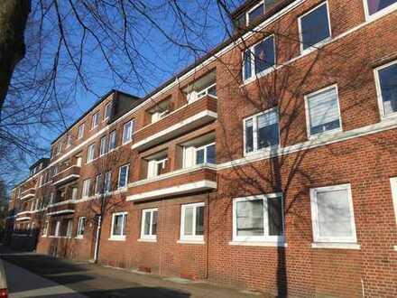 Modernisierte 3,5 Zimmerwohnung mit 2 Balkonen