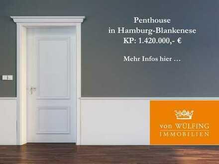 Penthouse in Hamburg-Blankenese...