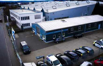 Autowerkstatt & Grundstück - Karosserie- und Lackierbetrieb in Butzbach zum Verkauf