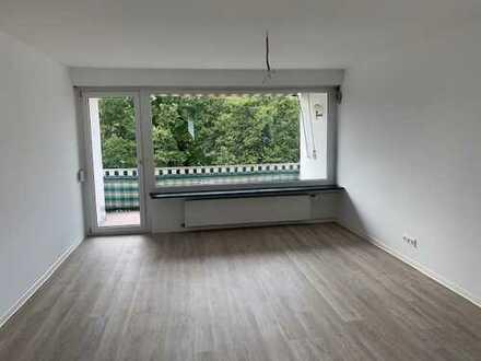 Erstbezug nach Sanierung: ansprechende 4-Zimmer-Wohnung mit Balkon in Gemmrigheim