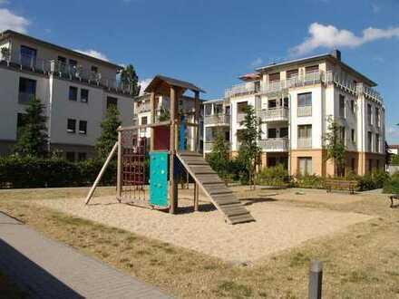 """Familien aufgepasst! Moderne, geräumige 5-Raum Wohnung mit offener Küche und Balkon im """"Fürstenho..."""