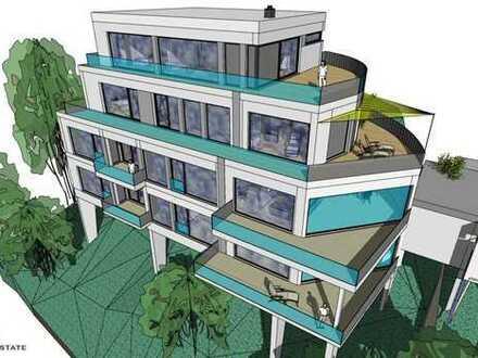 Einzigartiges Penthouse mit Dachterrasse mit fantastischem Ausblick