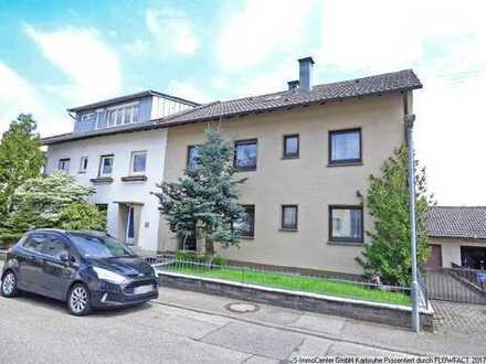 Interessante Doppelhaushälfte mit 2 Wohnungen und Raumreserven im Dachgeschoss