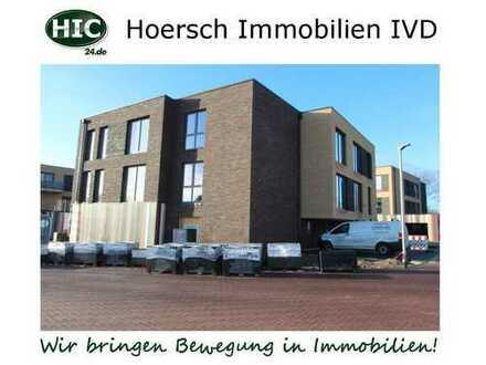 Erstbezug 2019: OG-Wohnung mit ca. 106 m² Wohnfläche in Brüggen