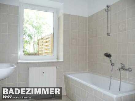 3 Zimmer mit neuem Laminat und Terrasse