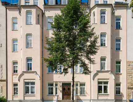 Sonnige Wohnung mit Westbalkon und Tageslichbad
