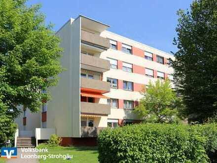** Großzügige 4,5 Zimmer-Whg. in Münchingen mit Blick ins Grüne! **