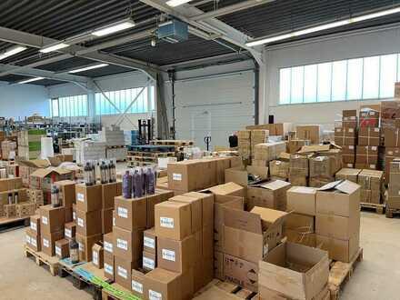 470 m² Lagerhalle mit 100 m² Büro