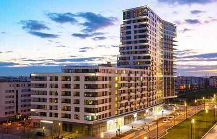 PRAEDIUM: Europaviertel - möbliertes, großzügiges 2-R-Apartment mit Balkon