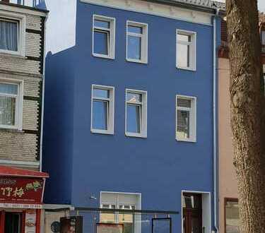 Exklusive 1-Zimmer-Dachgeschosswohnung in Bremen, Gröpelingen