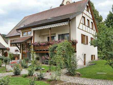 2 Zi-Wohnung in sehr schönem Haus in Kandern-Holzen