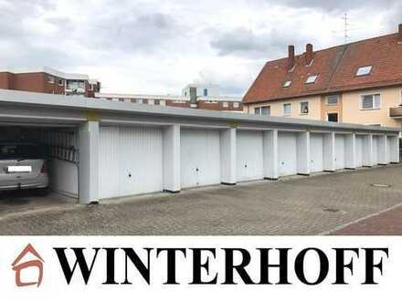 Garage in Hannover-Vahrenwald