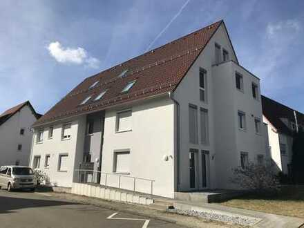 Moderne 2-Zimmer-Wohnung in Kirchheim-Jesingen