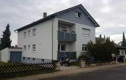 Exklusive, sanierte 4-Zimmer-Erdgeschosswohnung mit Balkon in Bad Schönborn