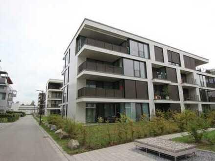 exklusive 2-Zi.-Eigentumswohnung in zentraler Lage mit TG-Stellplatz - Erstbezug