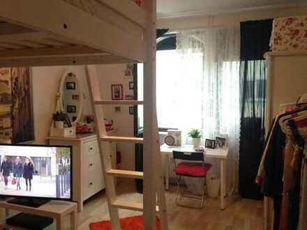 17qm Zimmer in netter und uninaher 2er WG