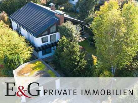 Wohnen am Tannenberg - Gepflegtes Einfamilienhaus in gesuchter Wohnlage in Böblingen