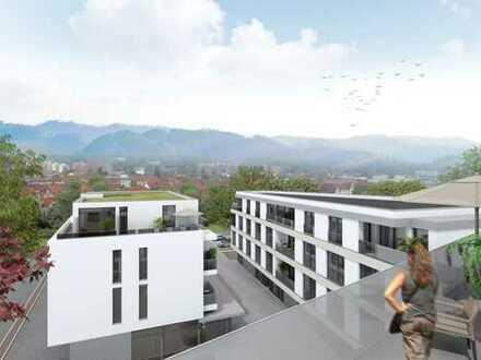 Über den Dächern von Gengenbach - Wohnung Nr. 2