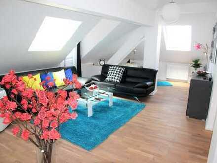 Luxuriöse Maisonette-Wohnung im Herzen von Baden-Baden