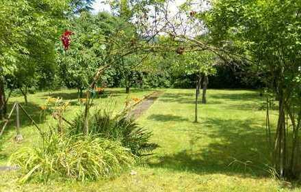 20m² in grosse 2er WG (60m²) mit sehr schönen Garten (Barbecue, Hängematte...)