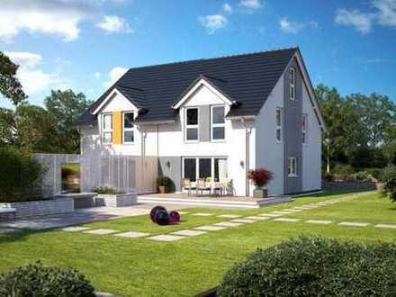 E & Co.- Projektion einer hochwertigen Doppelhaushälfte oder EFH mit Smart Home uvm.