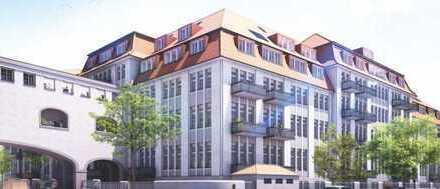 Historischen Tabakfabrik Striesen - Erstbezug nach Denkmalsanierung