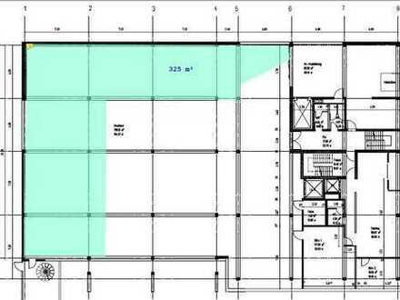 +++ Großzügige Lager/Produktionsfläche mit Rampe + Büro +++