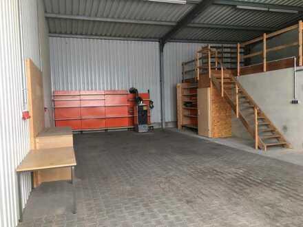 Lagerhalle, sehr gute Lage, ca. 180 m²
