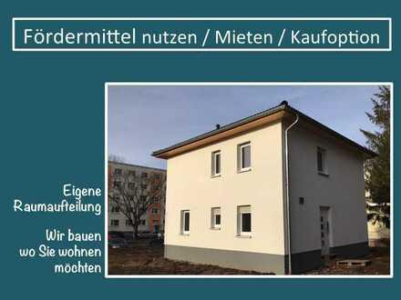 schön wohnen mitten in Freiberg