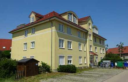 Mittenwalde – Ruhige Wohnung im Erdgeschoss mit Terrasse