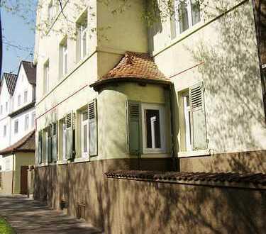 Stadtnahe 4-Zimmer-Wohnung im Erdgeschoss