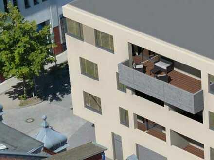 Sonnige 3 Raum-Wohnung mit Balkon