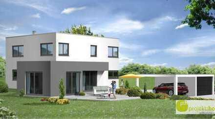 + Neubau EFH inkl. Grundstück + Modernes, zeitloses Design + hochwertige Ausstattung + begehrte Lage