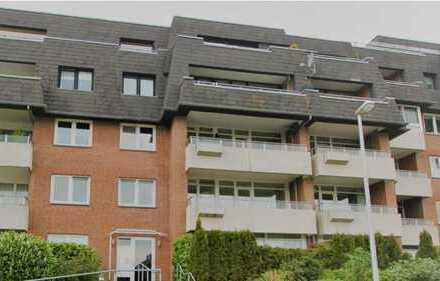 Modernisierte Wohnung mit Balkon in unmittelbarer Strandnähe