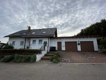Modernisiertes 6-Zimmer-Mehrfamilienhaus in Westerheim