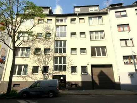 Zentral und dennoch ruhig gelegene 3-Zimmer-Stadtwohnung Nähe Stadtgarten