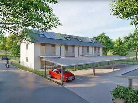 Provisionsfrei - Neubau Reihenhaus (5.1) mit zwei Carports