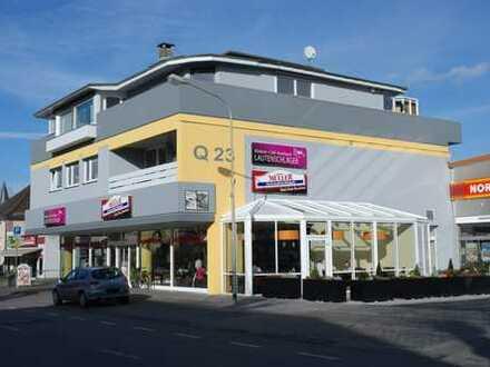 Q23 - vielseitig nutzbare, moderne Ladenflächen direkt in der Innenstadt
