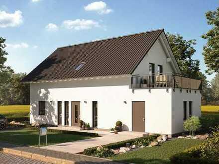 Traumhaus für eine Großfamilie im Grünen