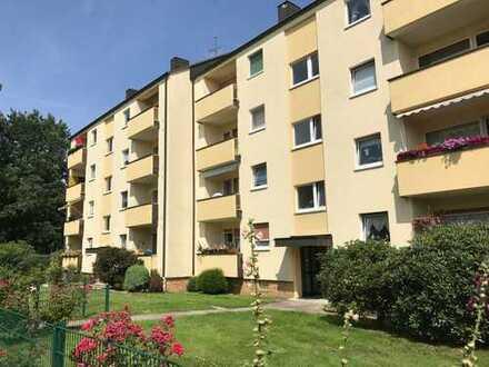 Helle, ruhig gelegene 3 Zimmerwohnung in Dortmund-Holzen mit neu renoviertem Badezimmer zu vermieten