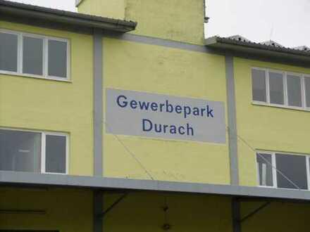Gewerbepark Durach/Allgäu - freistehende Halle als Gewerbefläche zu vermieten