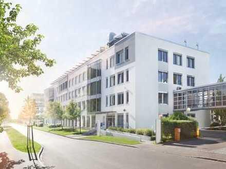 Spitzen Aussichten im flexiblen Penthouse-Büro mit größzügiger Dachterrasse !