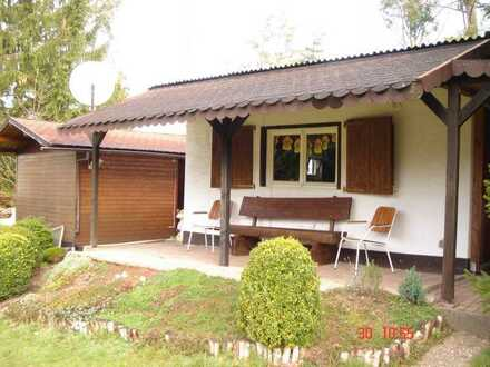 Schönes kleines Haus - ein Zimmer- BAD, kompl.möbliert! in Main-Kinzig-Kreis, Steinau an der Straße