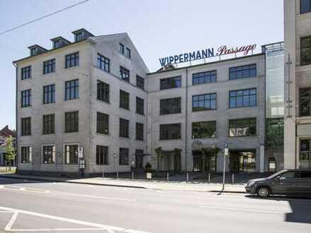 """""""Wippermann Passage"""" 130qm Bürofläche"""