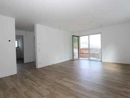 Die letzte ihrer Art! Eine 3-ZKB-Wohnung mit Ausblick und einer Loggia