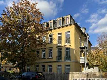 Kleine bezahlbare 3 Zimmer-WE mit Balkon & EBK!