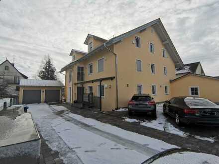 Freundliche Lichtdurchflutete 3-Zimmer-Wohnung in Großaitingen