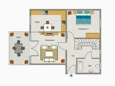 Zimmer in 4er WG Dortmund-Mitte